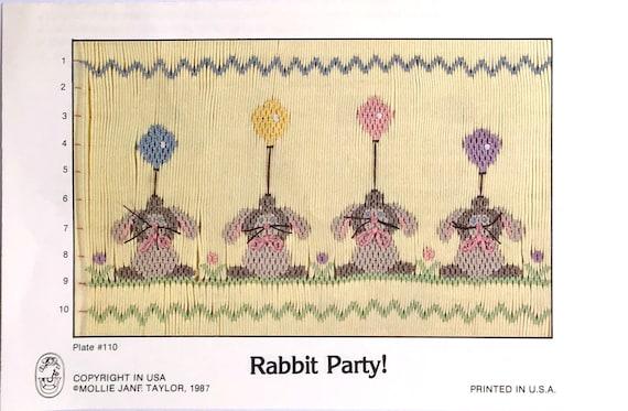 Easter Smocking Plates /Smocking /Smocked Dress / Easter Outfit / Smocked Romper / Smocking Plate / Mollie Jane Taylor Smocking Plates