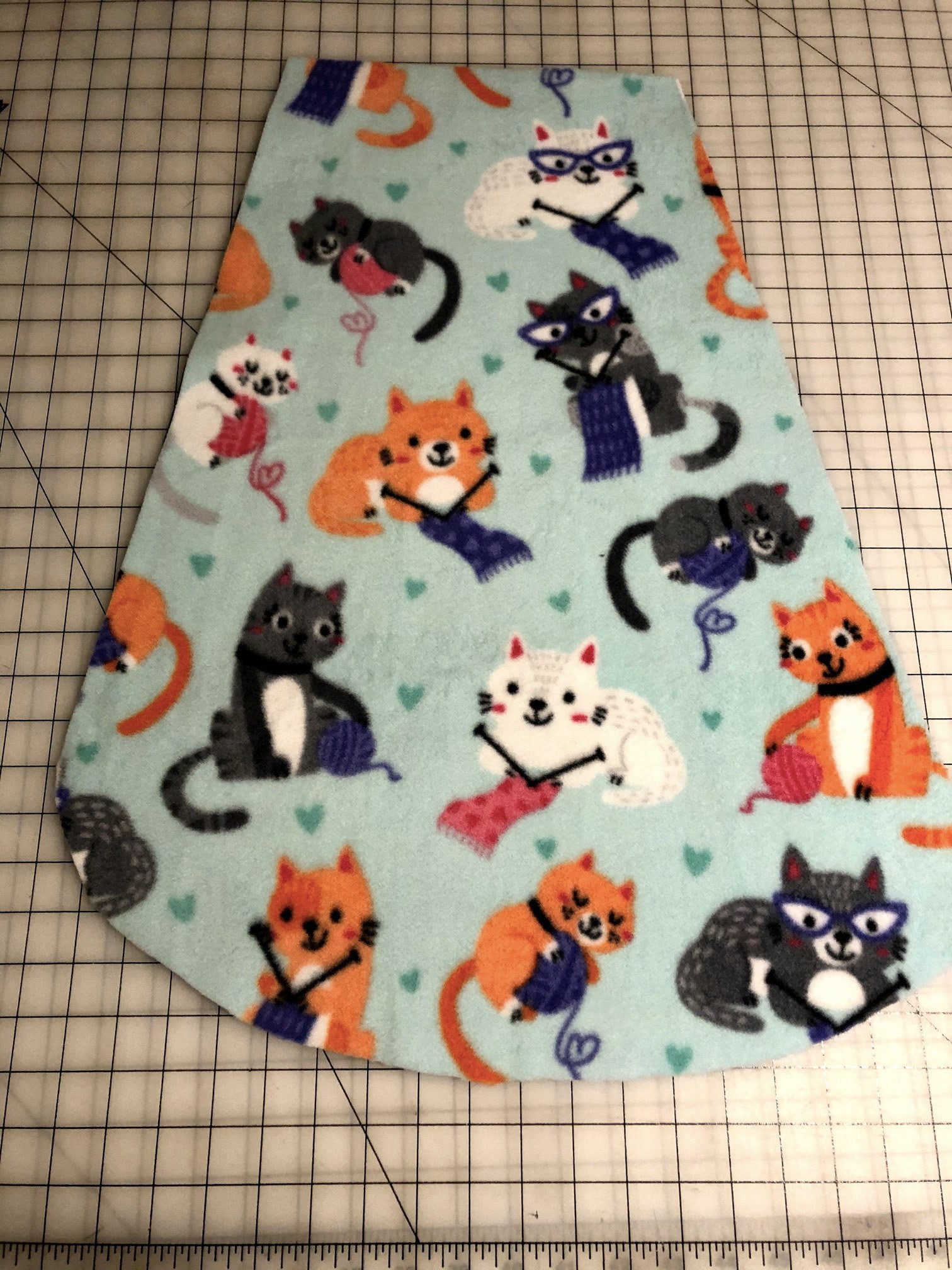 100/% of proceeds goes to support Cat Welfare Ohio Carry your kitten in a sling