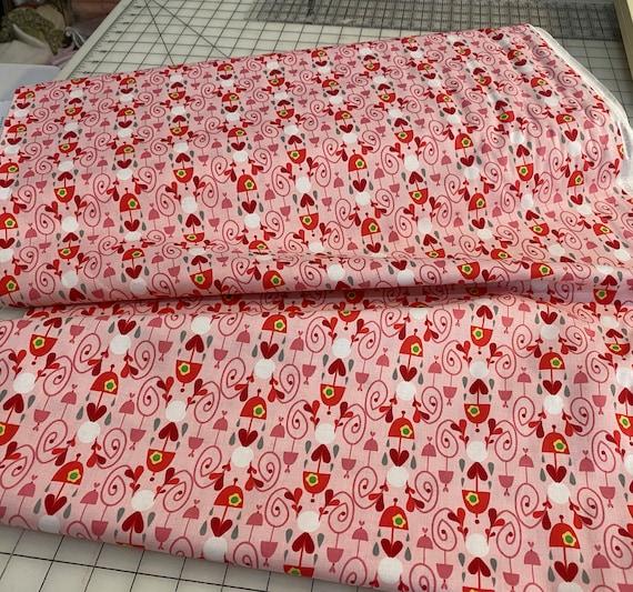 Print Fabric / Rainy Days And Mondays / Umbrella Print / Sewing Fabric / Quilting Fabric / by Riley Blake / C4013