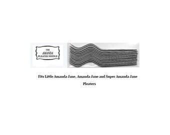 Pleater Needles / Smocking Pleater Needles / Amanda Jane Needles / Reed Needles / Stanley Needles / Price is for 1 needle