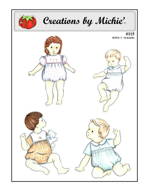 The Classic Bubble Pattern by Michie #115