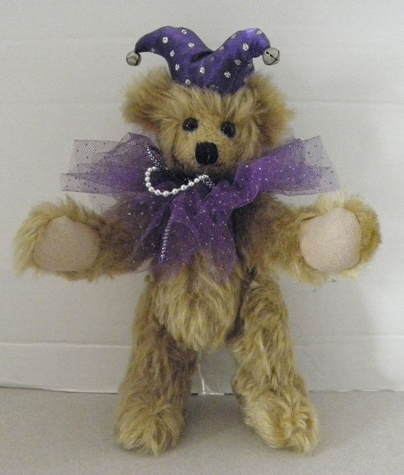 Fine Annette Funicello Collectible Bear Bambina Limited Edition Coa Bears