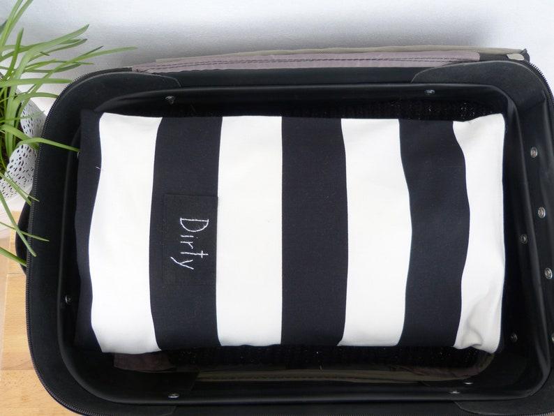 underwear organizer Travel organizer underwear bag travel organizer travel accessories Dirty Clean bag clothes organize