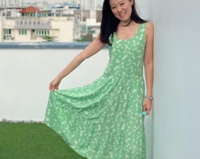 Kirra Bundle: dress, top and skirt pdf sewing pattern