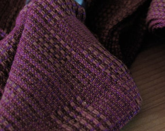 Four Dinner Napkins Handwoven Cotton