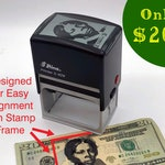 Harriet Tubman Stamp- Self Inking