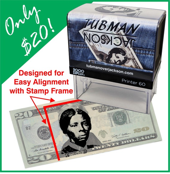 Harriet Tubman Stamp Self Inking Etsy