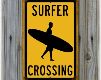 Attention: Nude Bathers Florida Beach Sign by Travelsigns