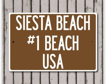Nude Beach Personalized Sign   Etsy