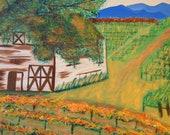 Wine Country ORIGINAL Pai...