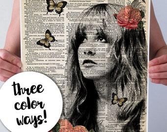 eec7ea716ac the ORIGINAL Stevie Nicks Poster