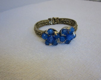 Beaded Clamper Bracelet