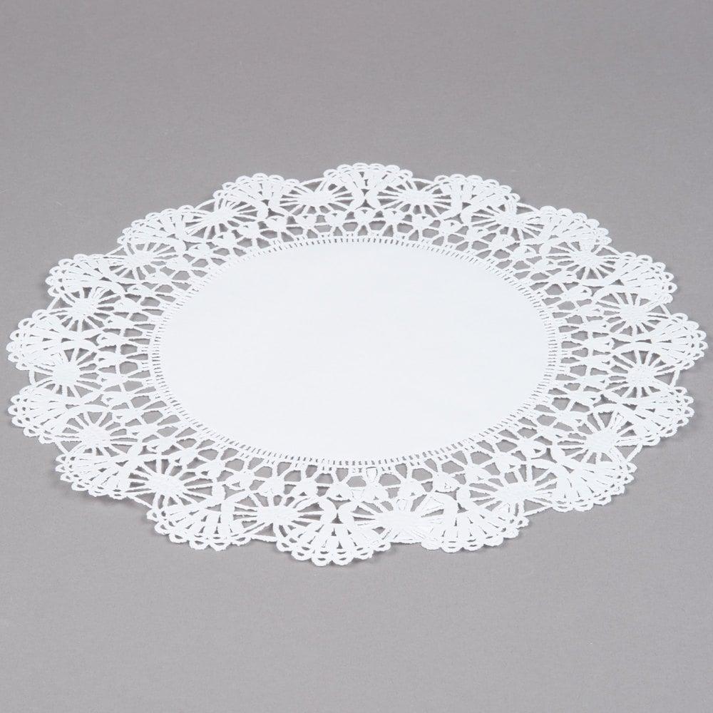 150 12 White Paper Lace Doilies Wedding Decor Etsy