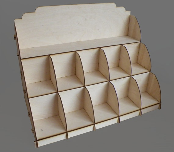 40 Tier Soap Display Stand Large Etsy Fascinating Soap Display Stands