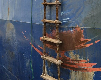 Old Ship, Old Sailing Vessel, Iceland, Rope Ladder, Abstract Patterns, Ship Photography