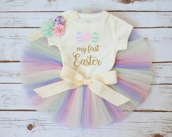b9fec3338 My first Easter outfit