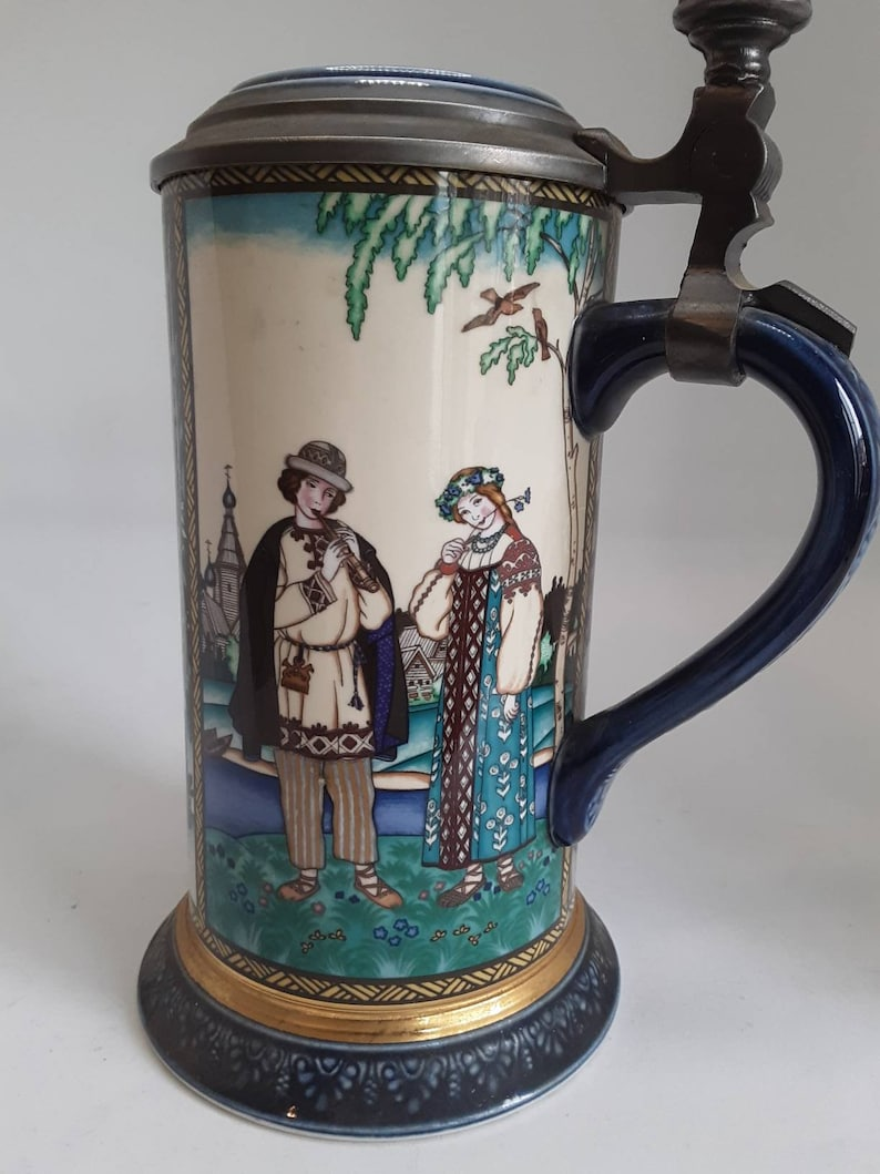 1978 Russian fairy tales Stein by Viking Penguin Inc.