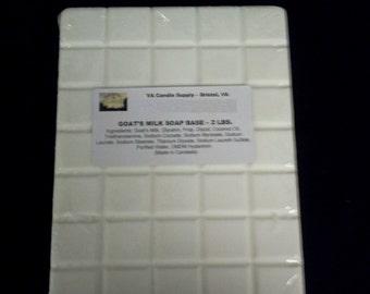 2 lbs. Shea Butter Melt & Pour Soap Base - FREE SHIPPING
