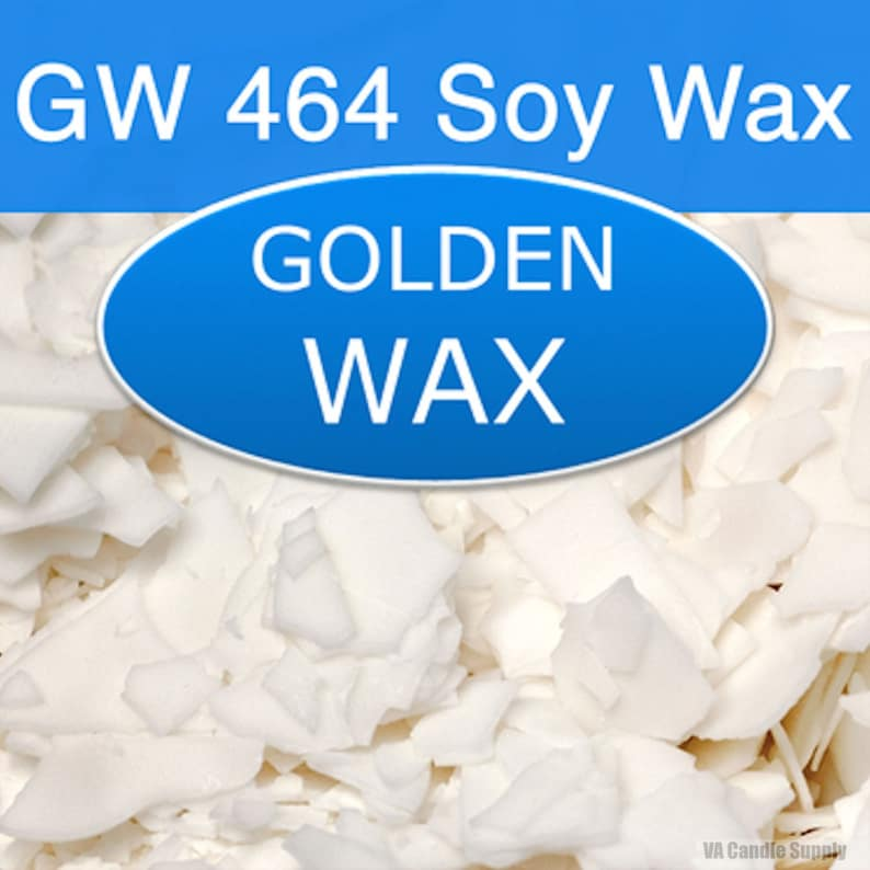 GW 464 Soy Wax Flakes Great For Candles Or Tarts Free image 0