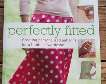 Perfectly fitted / Lynne Garner / Patterns / Craft books / DIY / creating patterns / sewing / instruction / wardrobe / How to /