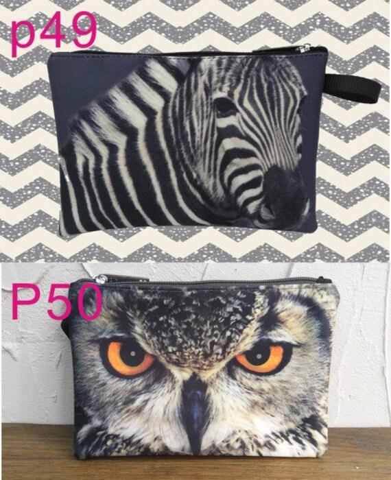PDA-229 Panda pouch bear pouch panda clutch,bear clutch panda lover pouch bear purse panda purse panda makeup bag