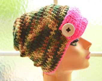 READY TO SHIP! Beanies in time for cold weather!