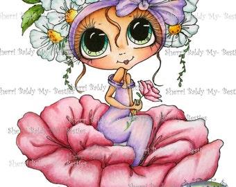 INSTANT digitale Digi Stamps Big Eye Big hoofd poppen Digi mijn Besties TM Img933 Valentine door Sherri Baldy downloaden