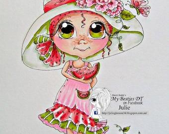 INSTANT DOWNLOAD Digital Digi Stamps Big Eye Big Head Dolls Bestie New Bestie Img622 My Besties By Sherri Baldy