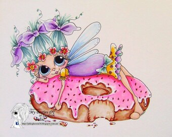 INSTANT DOWNLOAD Digital Digi Stamps Big Eye Big Head Dolls NEW Sugar Bug Besties Img689 My Besties By Sherri Baldy