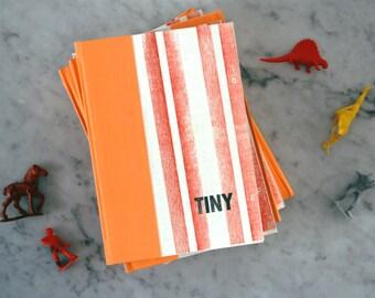 Tiny, An Original Children's Book — Handbound Letterpress Artist's Edition
