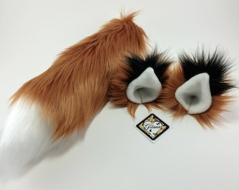 Fox Ears Etsy