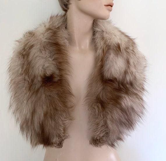 Vintage 40s-50s Fox Fur Scarf/Vintage Fox Fur Coll