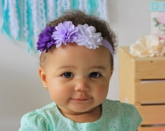 Cute Girl Baby Toddler Infant Flower Headband Hair Bow Band Accessories White Latest Technology Baby & Toddler Clothing