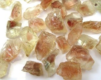 ST 5378 200.30 cts Photographed Dry of Natural Oregon Sunstone Rough