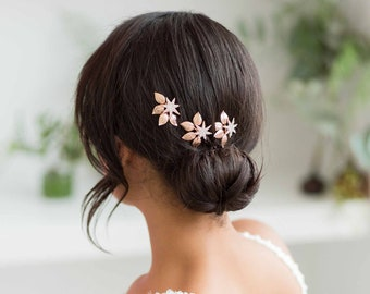 Small Lotte Bridal Hair Pin
