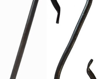 Hand Forged Wrought Iron S Hooks