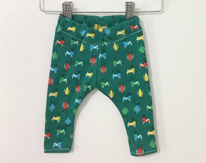 Don't Bug Me Baby and Toddler Leggings