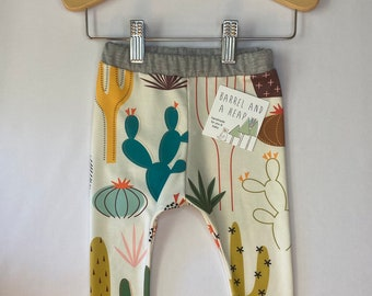 Desert Cactus Baby and Toddler Pants