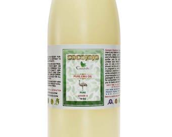 Emu Oil %100 Pure Australian 6x Refined