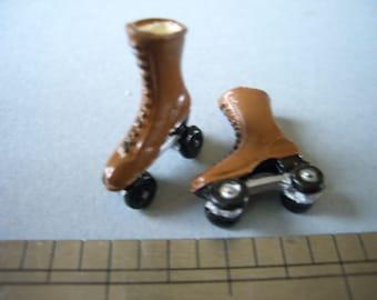 1:12th Roller Boots/Skates for the Dolls House Nursery/Garden