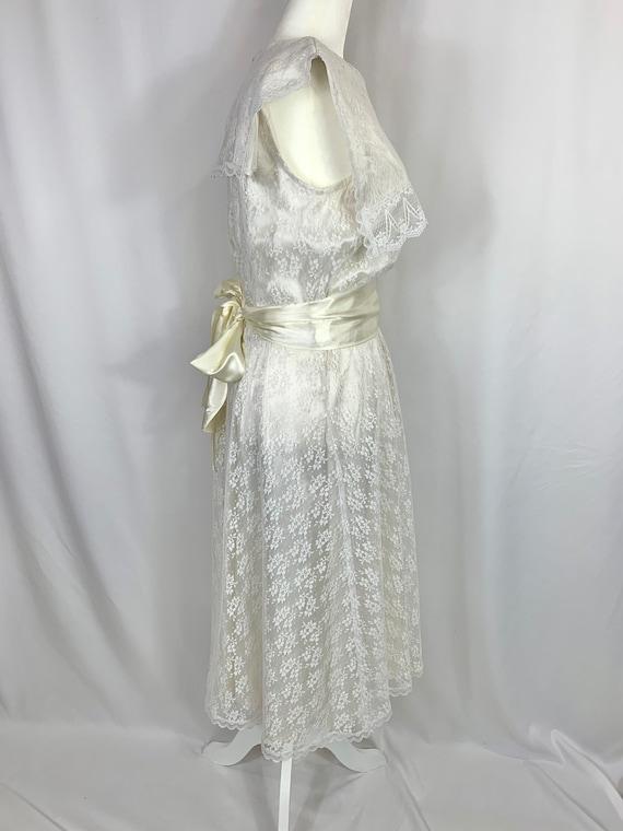 Vintage Gunne Sax Lace Dress - image 2