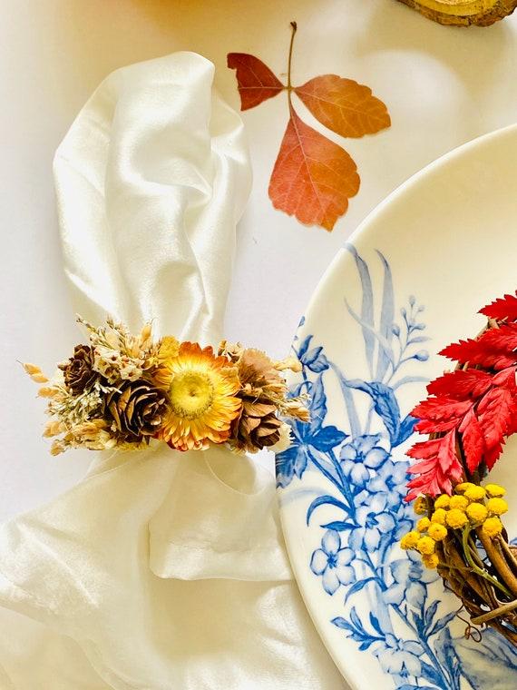 Fall napkin rings, Farmhouse napkin rings, thanksgiving table decor, wood napkin rings, napkin rings, fall table decor, Farmhouse table