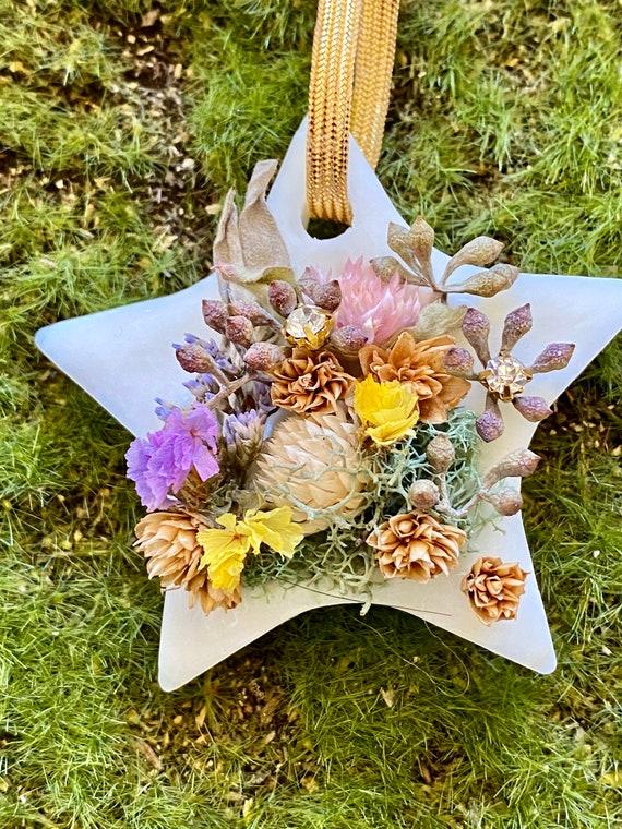 Room Freshener, Hostess Gift, Natural botanical air freshener, aromatherapy, wellness gift, soy wax sachet, wax sachet, bridal favors