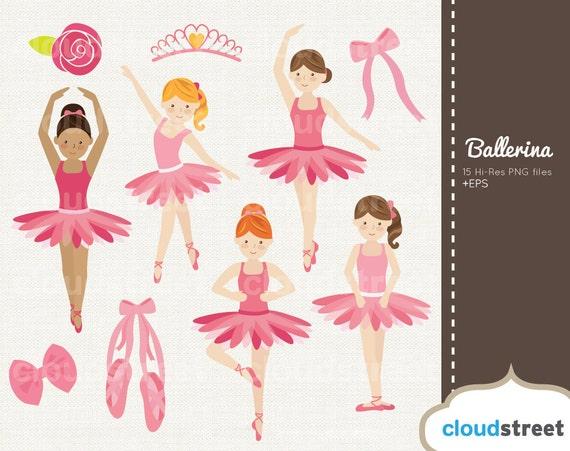buy 2 get 1 free cute little ballerina girls clipart ballerina rh etsystudio com Baby Ballerina Clip Art free ballerina tutu clipart