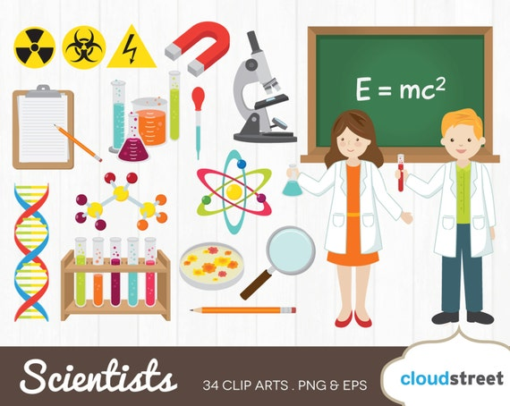 buy 2 get 1 free mad scientist clipart vector mad scientist clip rh etsystudio com mad science clipart mad scientist clipart black and white