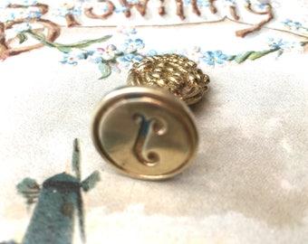 Pretty Little Brass Wax Seal
