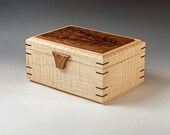 Wood Jewelry Box made of ...