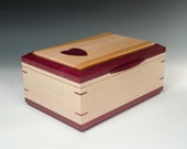Jewelry Box with Inlaid H...