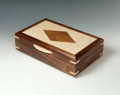 Handcrafted Keepsake Box ...