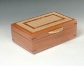 Handcrafted Wood Keepsake...